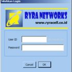 Update Aplikasi Konter RYRA CELL v.1.1