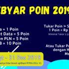 Gebyar Poin RYRA CELL 2019